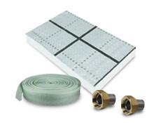 Матеріали для теплої підлоги