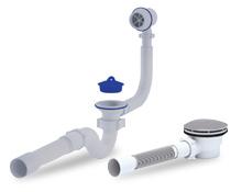 Сифоны для ванн и душевых поддонов