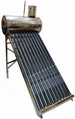 Сезонный безнапорный солнечный коллектор SolarX SXQG-200L-20
