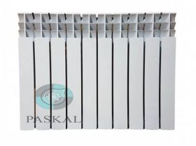Биметаллический радиатор Paskal Bi-metal 500/80 (10 секций)