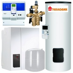 Buderus Logapak GB112 43 кВт бак-водонагреватель S120/5W