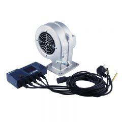 Комплект автоматики котла до 35 кВт CS20+DP02 (блок+вентилятор)