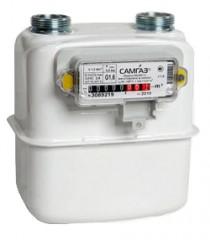 Счетчик газа САМГАЗ G 4 RS/2001-2