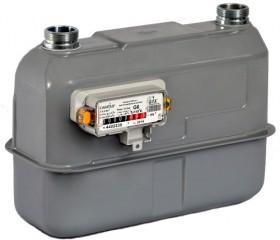 Счетчик газа САМГАЗ G 6 RS/2,4 - 2 (настроенный для работы при t=0°С)