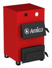 Твердотопливный котел AMICA Optima 14