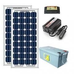 Сетевая солнечная электростанция ALTEK CЭС 30кВт