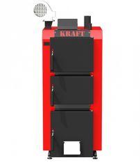 Котел тривалого горіння Kraft S 15 з автоматичним управління