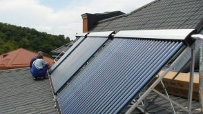 Вакуумный солнечный коллектор SolarX SC30-D24 - фото 2