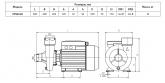 Поверхностный центробежный насос Rudes CPQm20 9289 - фото 2