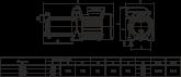 Поверхностный центробежный насос Rudes MRS5 47762 - фото 3
