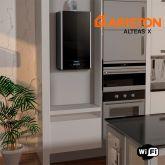Газовый котел Ariston ALTEAS X 35 FF NG - фото 3
