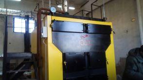 Твердотопливный промышленный котел Данко 1000ТС - фото 4