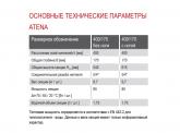 Viadrus ATENA 400/170 без ножек - фото 2