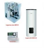 Buderus Logapak GB112 29kW бак-водонагреватель SU 200/5E W - фото 2