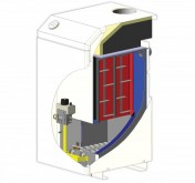 Газовый котел Маяк АОГВ-10 КСС - фото 2