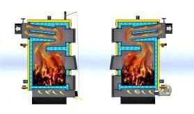 Котел длительного горения KVARTAL AVANGARD 25 стандарт - фото 4