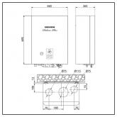 Газовый котел NAVIEN Deluxe Plus 16k Coaxial - фото 4